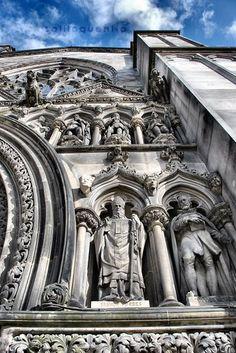 St Giles Cathedral, Edinburgh, Scotland
