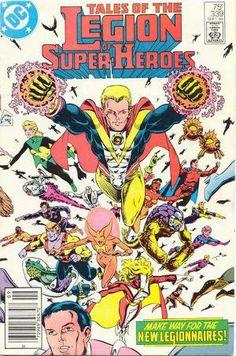 Legion of Super-Heroes #339 (1986)