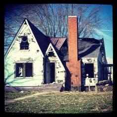 Abandoned house, somewhere in Kentucky.