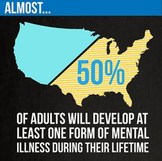 13 Shocking Facts that show how widespread mental illness is in the U.S. - Read article here...