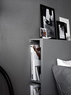 DIY sänggavel med förvaring   IKEA Livet Hemma – inspirerande inredning för hemmet