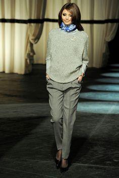 Malene Birger AW13    I love this model!