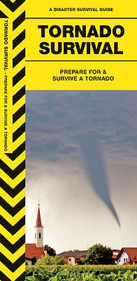 Tornado Survival - Prepare for Emergency Disaster Guide - Bug Out Bag Kit Book