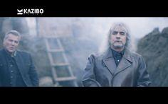 Cristi Minculescu & Dan Bittman - S-aprindem Torțele (Let's Light Up The Torches) (by KAZIBO) Official Video