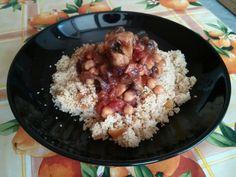 Marocký couscous :)