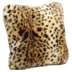 Fierce Tiger Print Fabric Ottoman Timeless Furniture