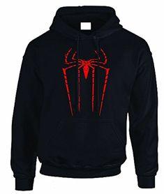 Spiderman Hoodie, Spiderman Kids, Amazing Spiderman, Marvel Dc, Dc Comics, Marvel Clothes, Black Jeans Outfit, Cool Hoodies, Hooded Sweatshirts