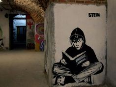 by Stein (Norway) - for La Tabacalera - Madrid, Spain - March 2014