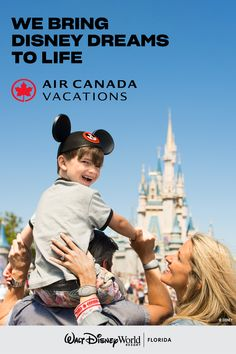Plan a family vacation with Air Canada Vacations! Discover top family destinations in Canada & United States✔Find kid-friendly activities & excursions✔Read our travel guide. Disney World Resorts, Walt Disney World, Best Places To Travel, Places To Go, Florida Resorts, Family Destinations, Disney Family, Perfectly Imperfect, Disney Dream
