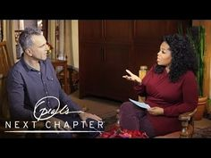 How Daniel Day-Lewis Found Abraham Lincoln's Voice - Oprah's Next Chapte. Oprah Winfrey Network, Daniel Day, Day Lewis, Steven Spielberg, He Is Able, Next Chapter, Abraham Lincoln, The Voice, Presidents