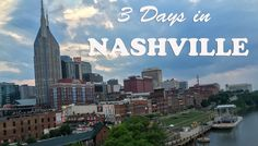 Our travel guide and itinerary for 3 days in Nashville, where to stay, what to eat, top things to see and do, and money-saving tips including Airbnb and Uber.