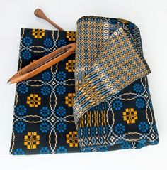 The Welsh blanket: a best seller at Blodwen - MidCentury - The guide to Modern furniture, Interiors and architecture Crotchet Patterns, Weaving Patterns, Textile Patterns, Welsh Blanket, Wool Blanket, Modern Crochet Blanket, Handloom Weaving, Dobby Weave, Patterns