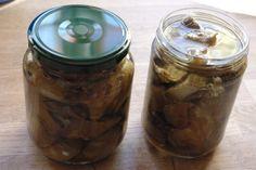 Artichauts au vinaigre