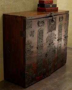 Vintage Manchurian Cabinet at Horchow.Love for our place when we have one