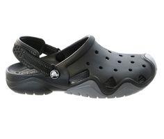 Crocs Swiftwater Clog Sandal Shoe - Mens