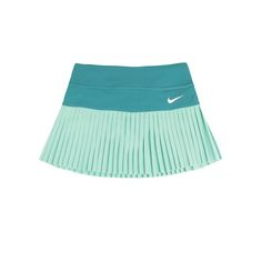 Nike Maria Premier Skirt Skort - Girls - petrol radiant emerald/emerald glow/white | buy online at Tennis-Point.co.uk