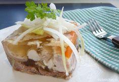 Fotorecept: Huspenina Baked Potato, Potatoes, Pie, Pudding, Baking, Ethnic Recipes, Desserts, Kitchen, Torte