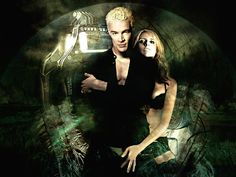 Spike & Buffy Wallpaper : Buffy The Vampire Slayer