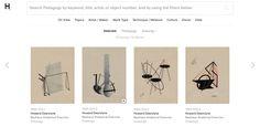 Harvard unveils massive Bauhaus collection online - Curbedclockmenumore-arrownoyes : Wowza