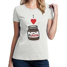 """I love Nutella""-Shirt, von You Need Fashion"