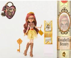 New Ever After High Rosabella Beauty
