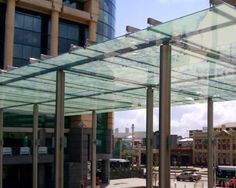 glass canopy - Google Search