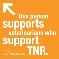 More communities need to embrace TNR to help control the feral cat populations. But let's take the next step, and help rehabilitate ferals whenever possible! #TNR #TNRR http://www.feral-folk.com/about-tnr-tnrr/ [B]