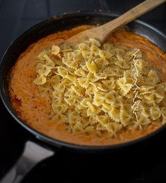 Pasta Recipes, Cooking Recipes, Clean Eating, Food Porn, Zeina, Vegetarian Recipes, Healthy Recipes, Easy Delicious Recipes, Orange Recipes
