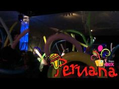 HORA LOCA PERUANA ANDINA CHOLA HAPPY BOX PERU EN VILLA - YouTube