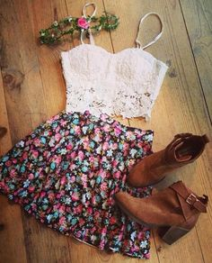 summer outfits. Teen fashion