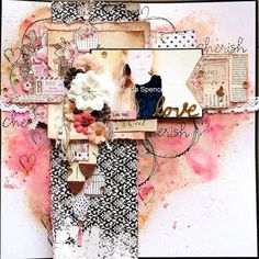 Prima Rossibelle - Love - Layout Gallery