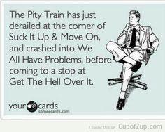 Pity train