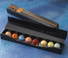 Art of the chocolat... Planets!
