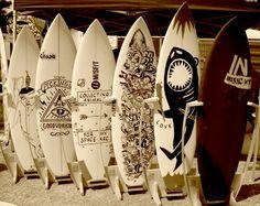 I wish I learned to surf.
