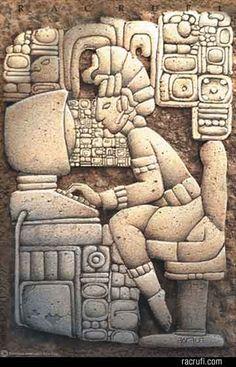 mayan art -