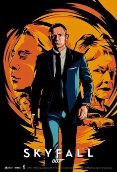 007• SKYFALL