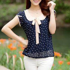 Blusa Feminina Sweet Dot , uma blusa de bolinha