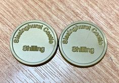 Bespoke embossed tokens for Sissinghurst Castle. Bespoke tokens are perfect for adding a personal touch to your events or School reward systems. Contact the team now to receive a quotation! You can also browse our range of standard tokens on our website. Reward System, Event Planning Business, Use Of Plastic, Festival Wedding, Teacher Hacks, Event Management, Event Ideas, Quotation, School Supplies