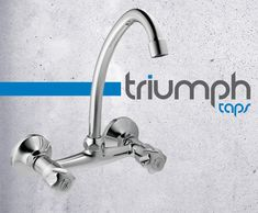 Product Code: 203122 Sink Mixer Wall Type SABS Approved Nationwide after sales Service 12 Year Guarantee Coral Range Mixer, Sink, Coral, Range, Type, Wall, Home Decor, Sink Tops, Vessel Sink