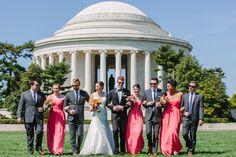 Elyse and Kyle :: Washington DC Wedding Photographer
