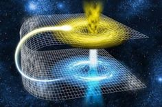Scientists from the University of Queensland, Australia, have used single particles of light (photons) to simulate quantum particles travelling through time. They showed that one photon can pass through a wormhole and then interact with its older self. Their findings... #particles #quantumparticles