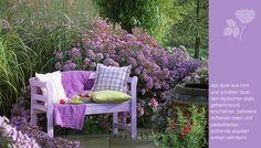 Romantisch: müller lebensraum garten