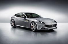 Pininfarina firma la nuova Ferrari FF, la quattro posti più prestazionale e versatile nella storia del Cavallino Rampante.