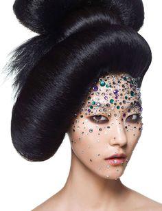 Sung Hee Kim by Lee Kyung Ryul for Harper's Bazaar Korea 2013