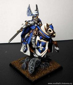 The Round Table of Bretonnia - Re:Knights of the Realm Falcon? - Forums