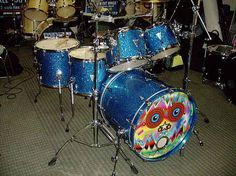 OCDP Custom Maple Drum Kit Music Percussion For Sale in Hudson, NY A00029 | Want Ad Digest Classified Ads