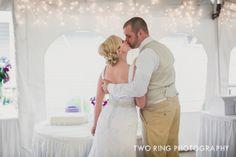 Sneak Peak: #RealWedding #blog of Sarah & Joe's #NorthernMichigan #wedding Coming soon to www.crystallakeweddings.com
