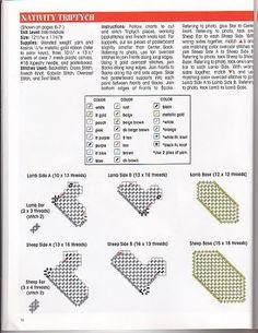 PLASTIC CANVAS (pág. 35)   Aprender manualidades es facilisimo.com