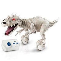 Video review for Zoomer Dino Jurassic World - Indominus Rex - Collectible Robotic Edition showcasing product features and benefits