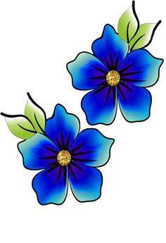 Rock Flowers, Diy Flowers, Paper Flowers, Bottle Painting, Diy Painting, Abstract Flower Art, Bordado Floral, Textile Pattern Design, Flower Sketches